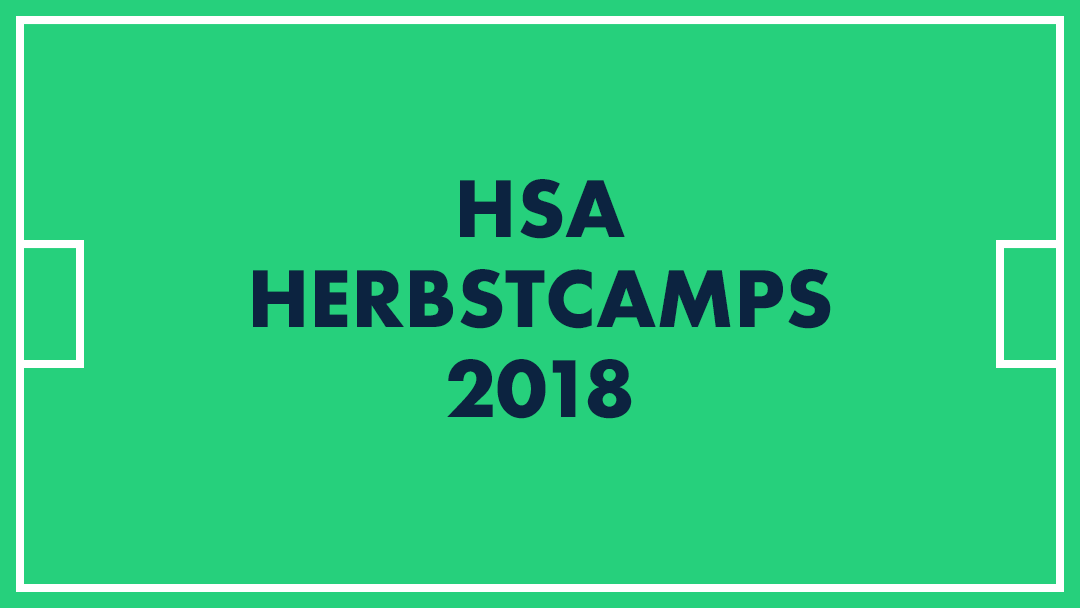 HSA Herbstcamps 2018