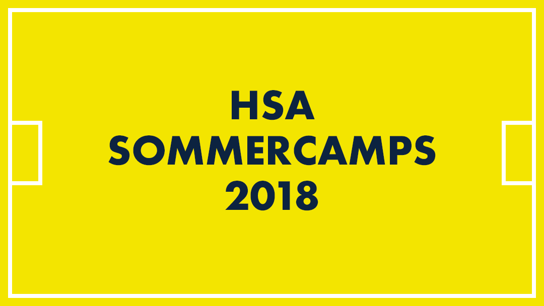 HSA Sommercamps 2018