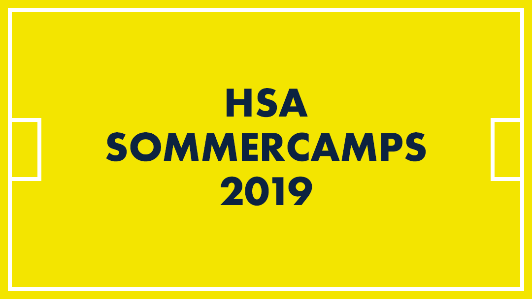 HSA Sommercamps 2019