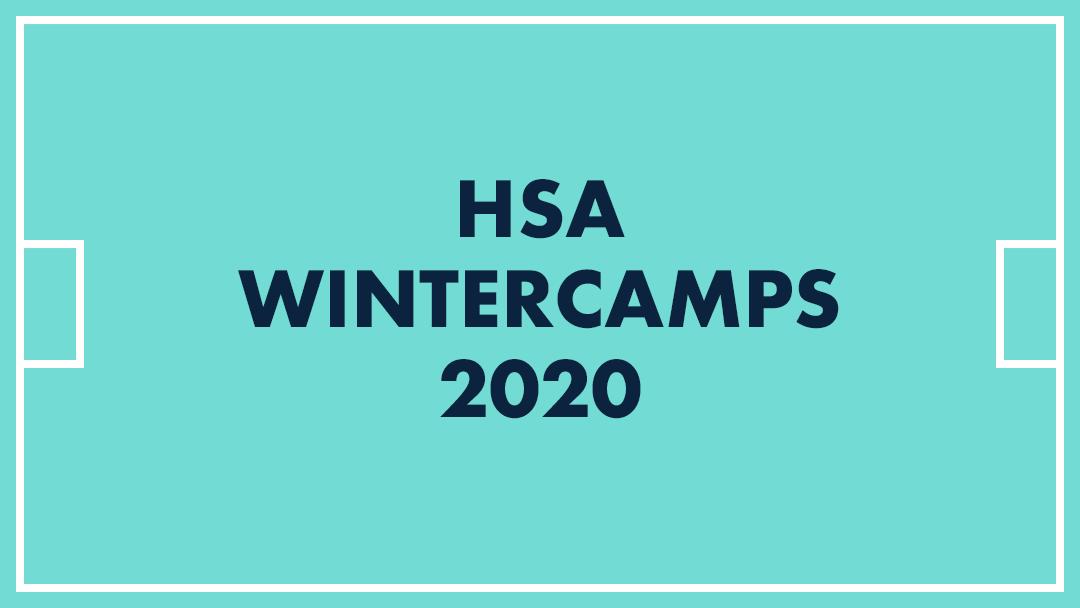 HSA Wintercamps 2020