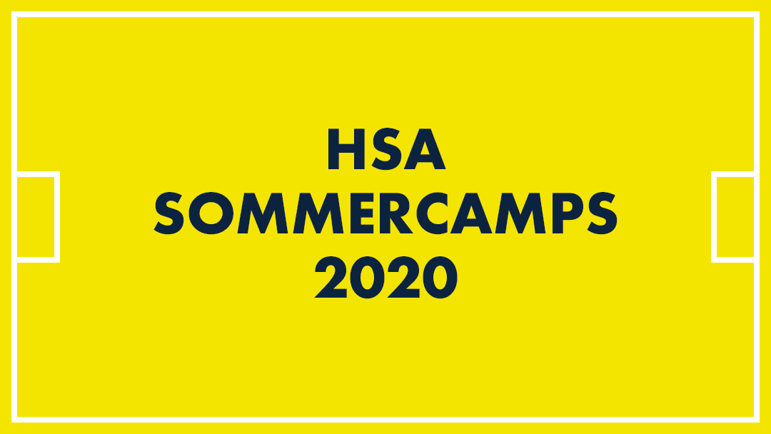 HSA Sommercamps 2020