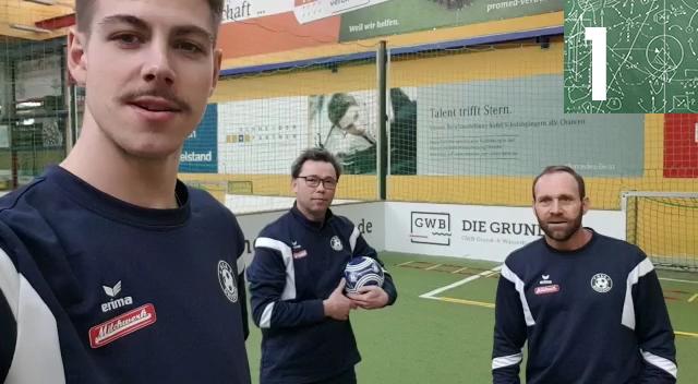 HSA Corona Trainingplan Nr. 1