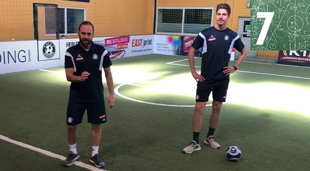 HSA Corona Trainingplan Nr. 7