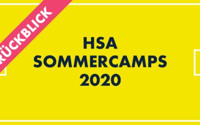 Rückblick HSA Sommercamps 2020