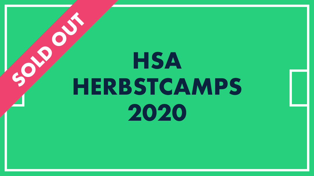 HSA Herbstcamps 2020