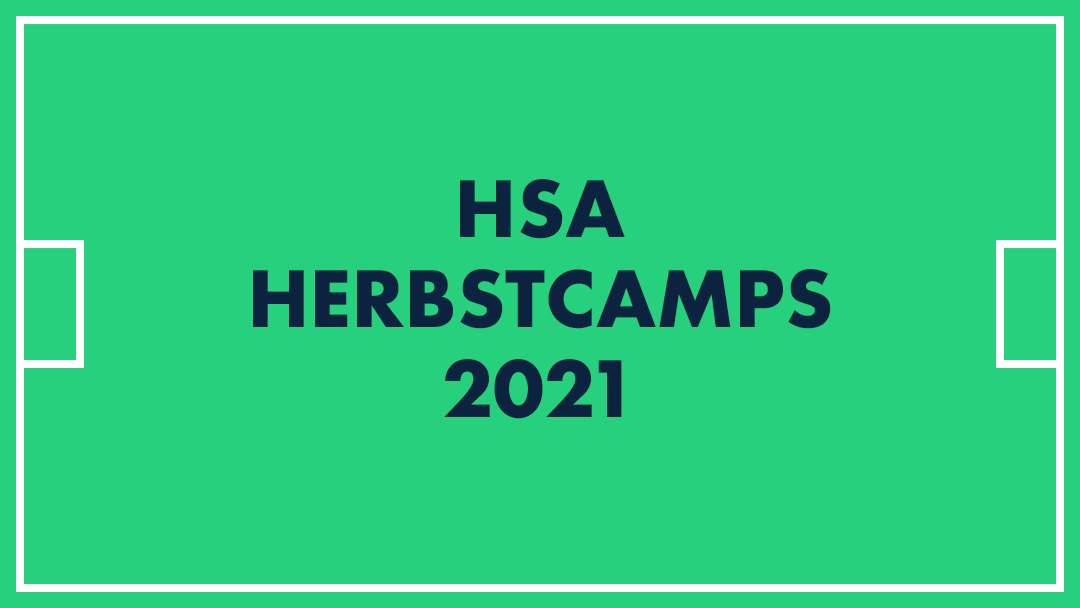 HSA Herbstcamps 2021
