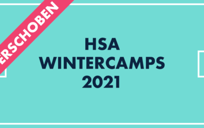 HSA Wintercamps 2021 verschoben