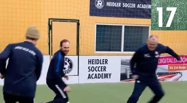 HSA Corona Trainingplan Nr. 17