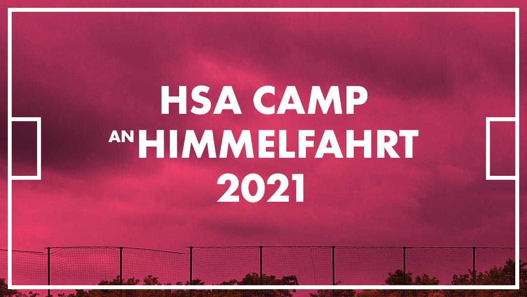 HSA Camp an Himmelfahrt 2021