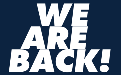 Willkommen zurück!
